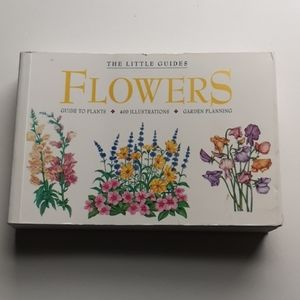 Other - The Little Guide to Flowers, Gardening Book